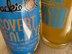CraftShack® Jackie O's Covert Reality Hazy DIPA Review