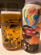CraftShack® Double Nickel / Foreign Objects Irregular Regularity Hazy IPA Review