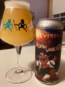 CraftShack® Revision Smashing Sandcastles Hazy IPA Review