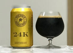 CraftShack® Mason Aleworks 24K Barrel-Aged Imperial Coffee Stout Review
