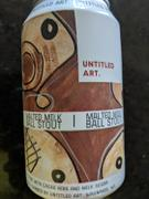 CraftShack® Untitled Art Malted Milk Ball Stout Review