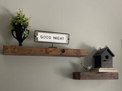 Harp Design Co Large Reclaimed Wall Shelf Review