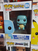 Distrito Max Funko Pop Games: Pokemon - Squirtle Review