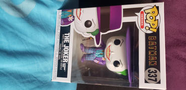 Distrito Max Funko Pop Heroes: Batman 1989 - Joker Review