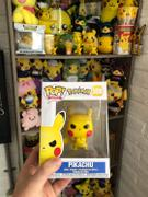 Distrito Max Funko Pop Games: Pokemon - Pikachu Enojado Review