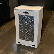Lovemade14 single tilt out trash bin in white-more colors! (S-W) Review