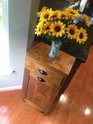 Lovemade14 single tilt out trash bin recycle bin golden oak (S-GO) Review