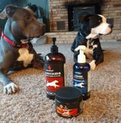 Best Paw Nutrition My dogs love this on their food. Their costs look amazing and I couldn't be happier with the product. Trevor V.,  - Pure Wild Alaskan Salmon Oil Customer Review