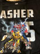 cuztomthreadz Personalize Transformers Birthday Shirt Review