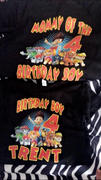 cuztomthreadz Custom Sonic Birthday Shirt Review