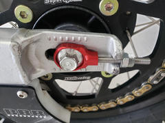 Factory Minibikes Billet Chain Adjusters - G-Craft JAPANESE MADE!!! Review
