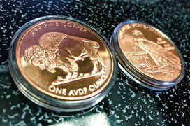 tryCrystals 1 oz Copper Round | Buffalo Nickel ( Buy 5 Get 1 Free ) Review