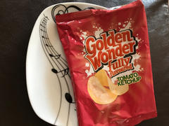 Low Price Foods Ltd 24x Golden Wonder Tomato Ketchup Crisps (24x32.5g) Review
