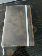 Vintage Rebellion Vintage Style Leather Journal Cover With Pen Sleeve For Moleskine Journals Review