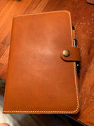 Vintage Rebellion Vintage Style Vegetable Tanned Leather Executive Journal Cover For Moleskine Journals Review