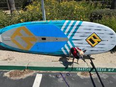 Focus SUP Hawaii Smoothie All Around Paddle Board 10′6 Review