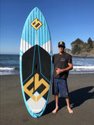 Focus SUP Hawaii Torpedo Surf Carbon Paddle Board 8'9 Review