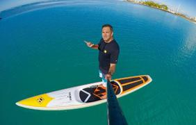 Focus SUP Hawaii SuperFast Race Carbon Paddle Board 14'0 Review