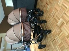 T A Y Online Store CubKids Brand Twin Baby Stroller Easy Folding Light Weight Double Review