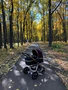 T A Y Online Store For Baby Brand Luxury Baby Stroller 3 in 1 High Landscape Baby Carriages Pram Review