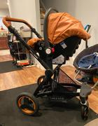 T A Y Online Store Belecoo Brand Luxury Baby Stroller 3 in 1 Travel System With Infant Seat Review