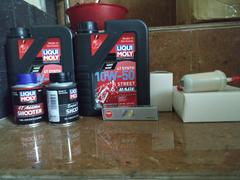 LRL Motors Liqui Moly 10W50 Street Race Review