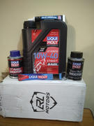LRL Motors Yamaha FZ engine oil Performance pack Review