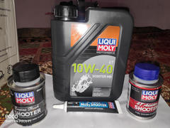 LRL Motors TVS Ntorq engine oil Performance Pack Review