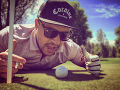 teamgolfgodsusa Golf Gods - Cocaine & Hookers Hat in Black Review