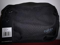 CabinZero Flipside 3L Absolute Black Review