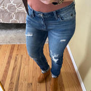 Closet Candy Boutique KAN CAN Distressed Skinny Jeans - Bailey Wash Review