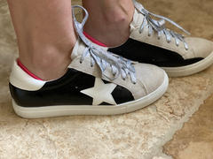 Closet Candy Boutique You're A Rockstar Sneakers - Black Review