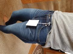 Closet Candy Boutique KAN CAN Amelia Skinny Jeans - Dark Wash Review