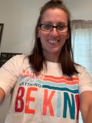 Closet Candy Boutique Be Anything Be Kind Graphic Tee - White Review