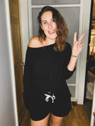Closet Candy Boutique CBRAND At Peace Loungewear - Black Review