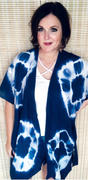 Closet Candy Boutique The Deep Blue Sea Tie Dye Kimono - Navy Review