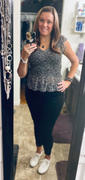 Closet Candy Boutique Business as Usual Top - Black Review