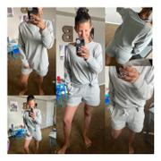 Closet Candy Boutique CBRAND At Peace Loungewear - Heather Grey Review