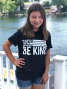 Closet Candy Boutique Be Anything Be Kind Graphic Tee - Black Review