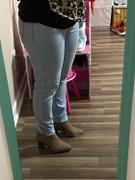 Closet Candy Boutique Bad With Directions Booties - Taupe Review