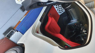 Garage Alpha Mazda RX-7 [FD3S] RHD Floor Mats - Shorty Style Review