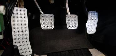 Garage Alpha Mazda RX-7 [FD3S] OEM Style Drilled Dead Pedal Review