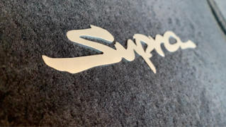 Garage Alpha Toyota Supra [MKIV] LHD Floor Mats - OEM Style Review