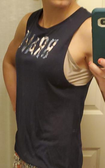 Raw Threads Athletics Brave (floral) Flowy Scoop Tank Review