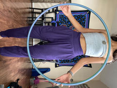 The Spinsterz Bare Polypro Hula Hoops Review