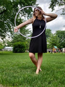 The Spinsterz Lavender Polypro Hula Hoop Review