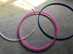 The Spinsterz Furious Fuchsia Polypro Hula Hoop Review
