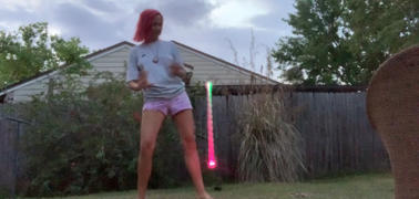 The Spinsterz LED Levitation Wand Review