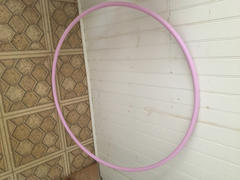 The Spinsterz Peony Pink Polypro Hoop Review