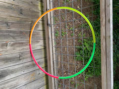 The Spinsterz UV 4 Section Travel Hoop Review